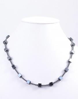 Hematitový náhrdelník