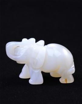 Slon - achát